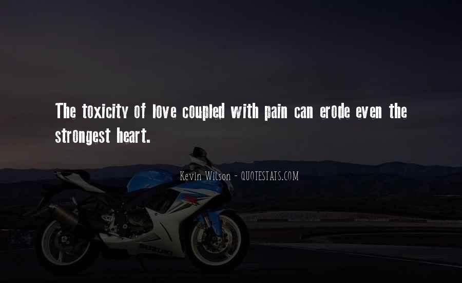 Heart Pain Love Quotes #659493