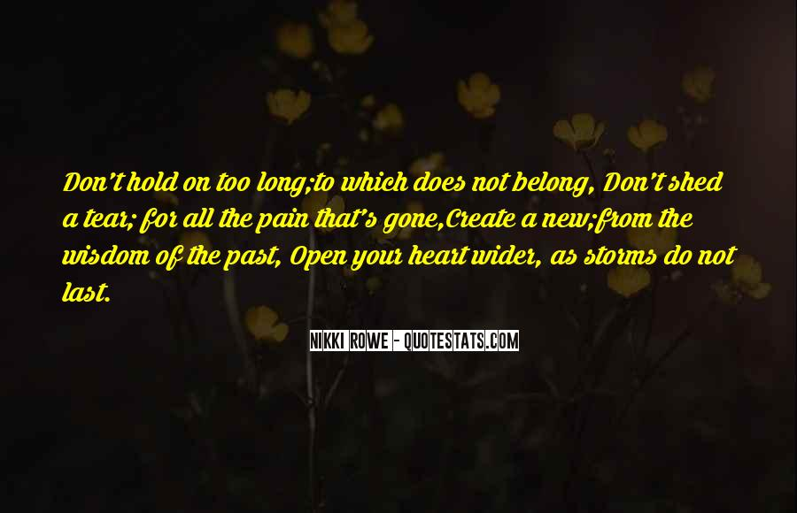 Heart Pain Love Quotes #66162