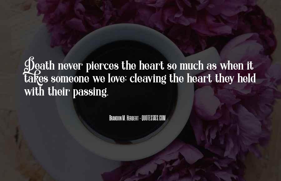 Heart Pain Love Quotes #81783