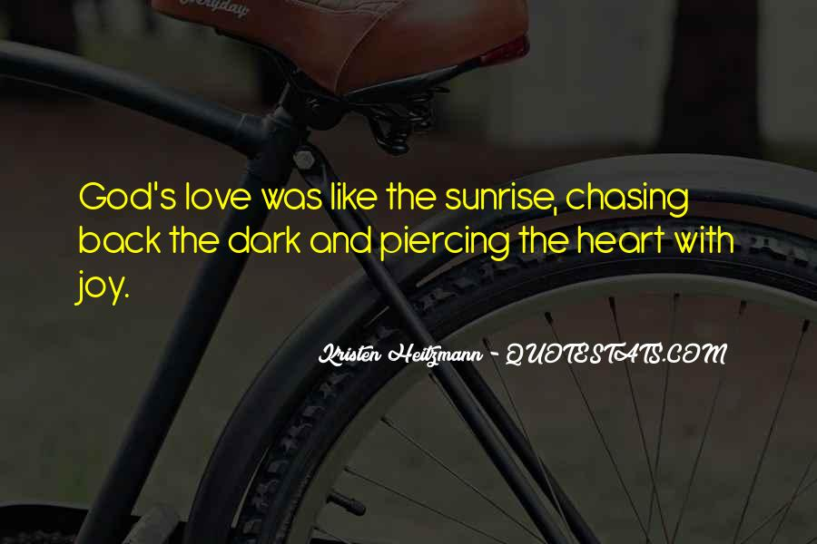 Heart Piercing Love Quotes #1473423