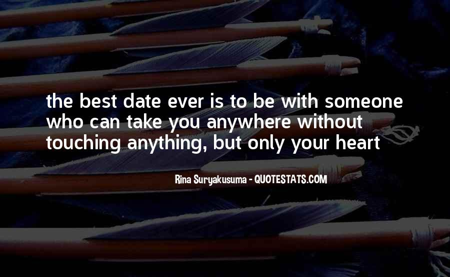 Heart To Heart Touching Quotes #1161522