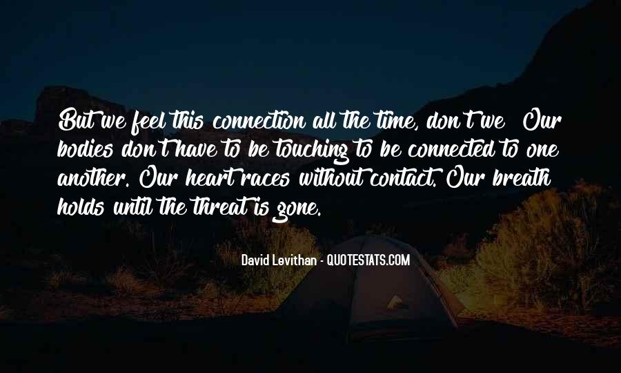 Heart To Heart Touching Quotes #340138