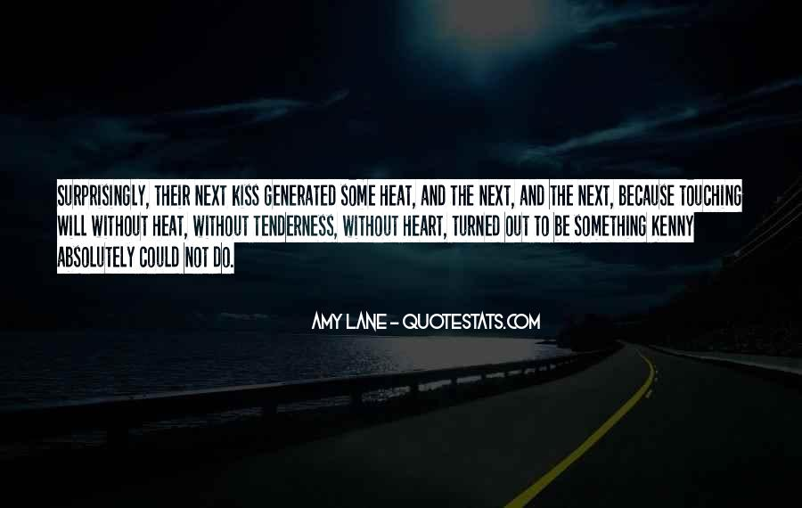 Heart To Heart Touching Quotes #441320