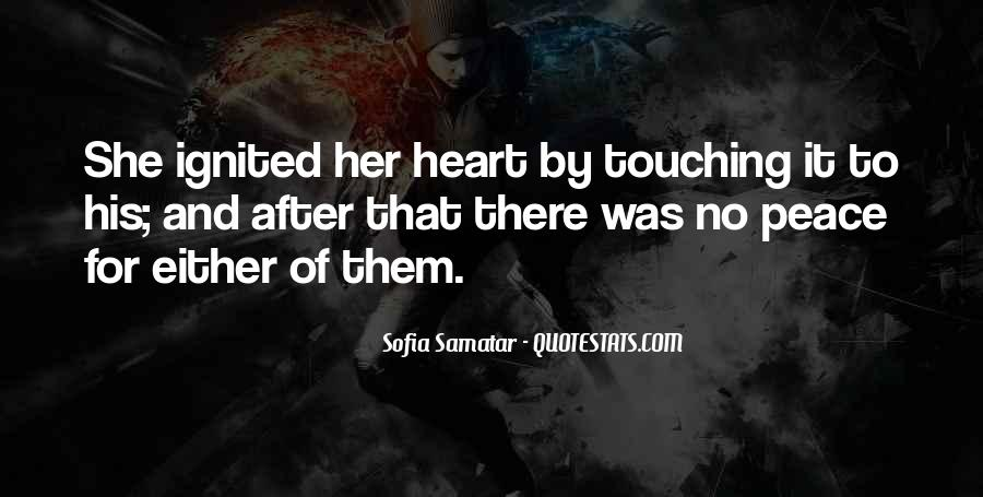 Heart To Heart Touching Quotes #688644