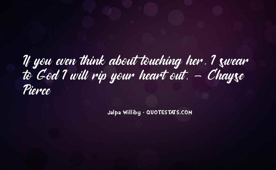 Heart To Heart Touching Quotes #733464