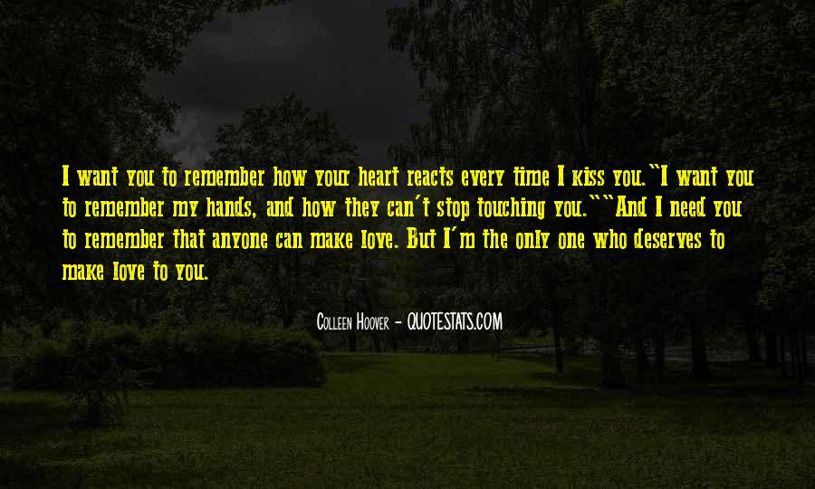 Heart To Heart Touching Quotes #954109