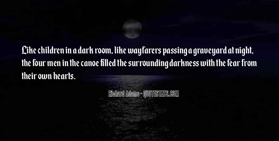 Hearts Of Darkness Quotes #1637333