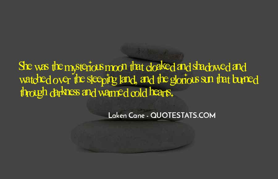 Hearts Of Darkness Quotes #1831656