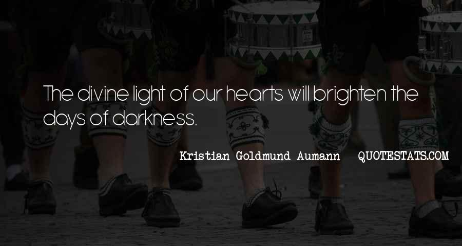 Hearts Of Darkness Quotes #1858189