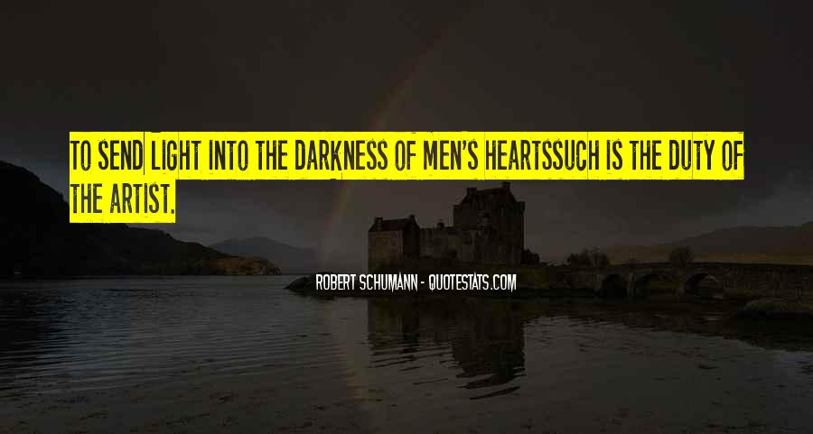 Hearts Of Darkness Quotes #471526