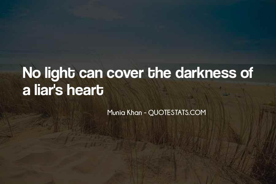 Hearts Of Darkness Quotes #610219