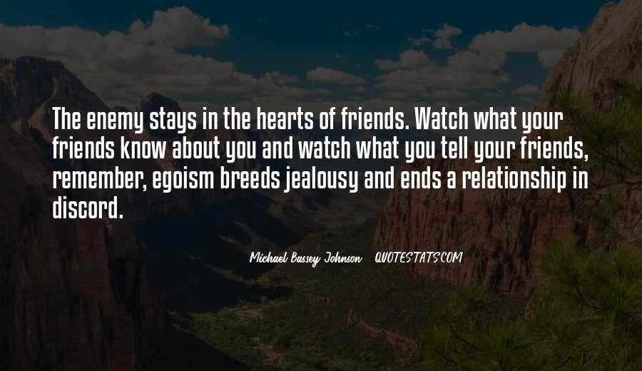 Hearts Of Friends Quotes #1146945