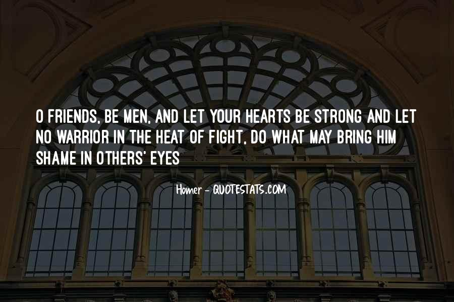Hearts Of Friends Quotes #1215431