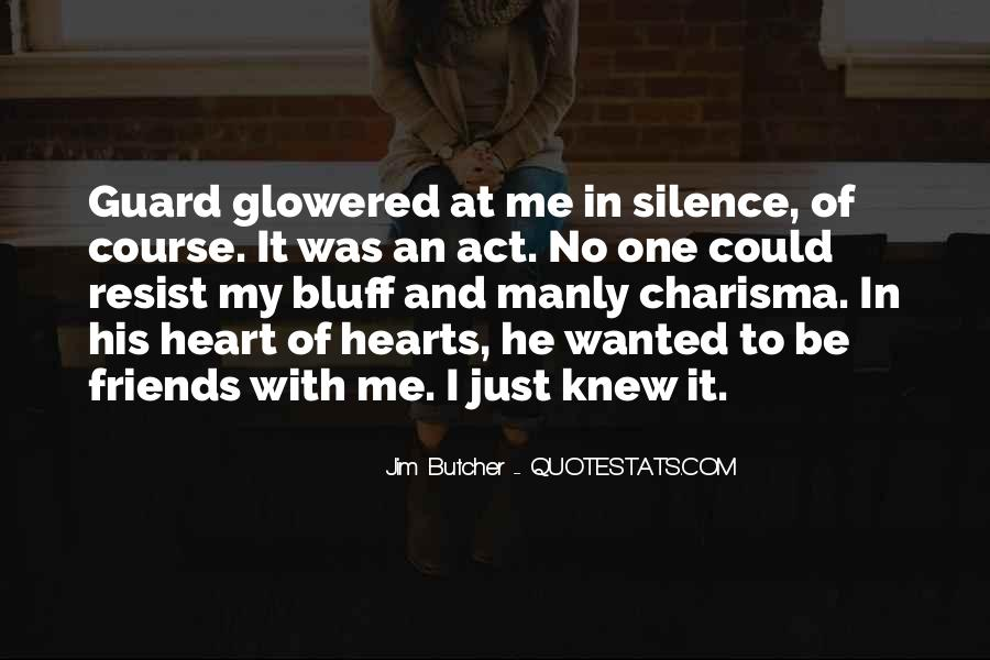 Hearts Of Friends Quotes #1391731