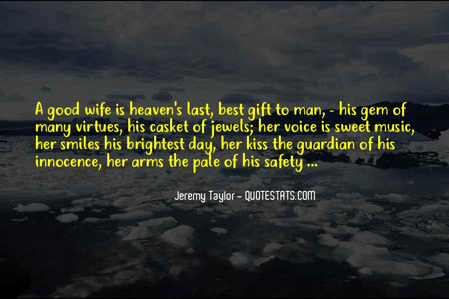 Heaven In Your Arms Quotes #1040902