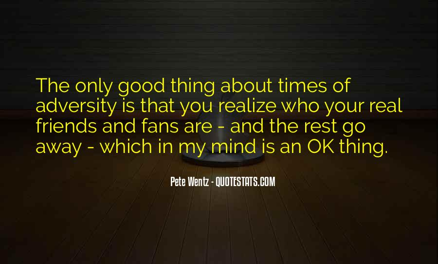 Quotes About Friends In Good Times Only #1450153