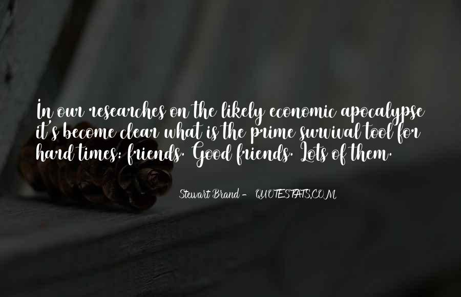 Quotes About Friends In Good Times Only #34340