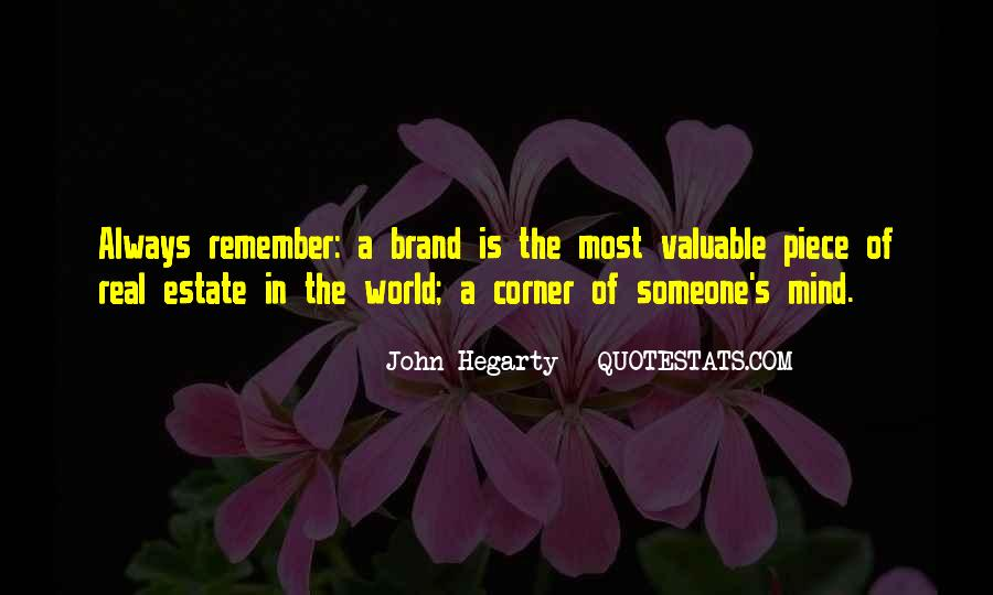 Hegarty Quotes #1166842