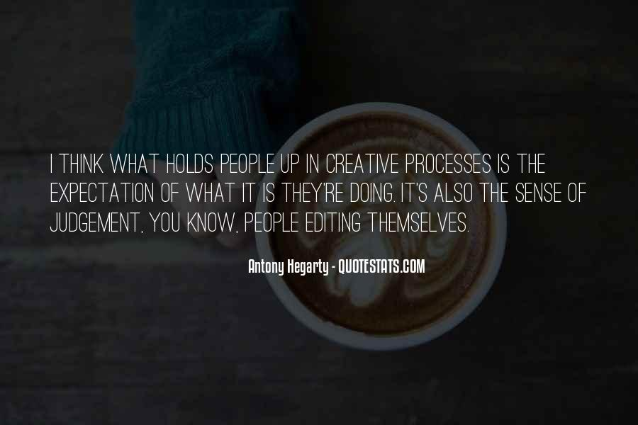 Hegarty Quotes #1450993