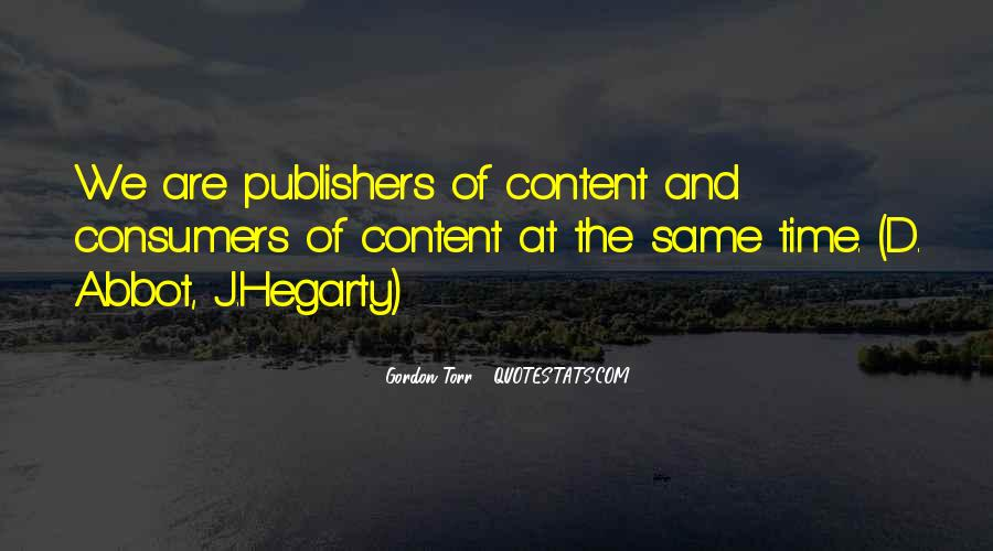 Hegarty Quotes #984636