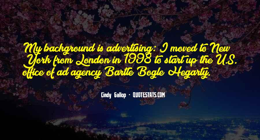 Hegarty Quotes #991058