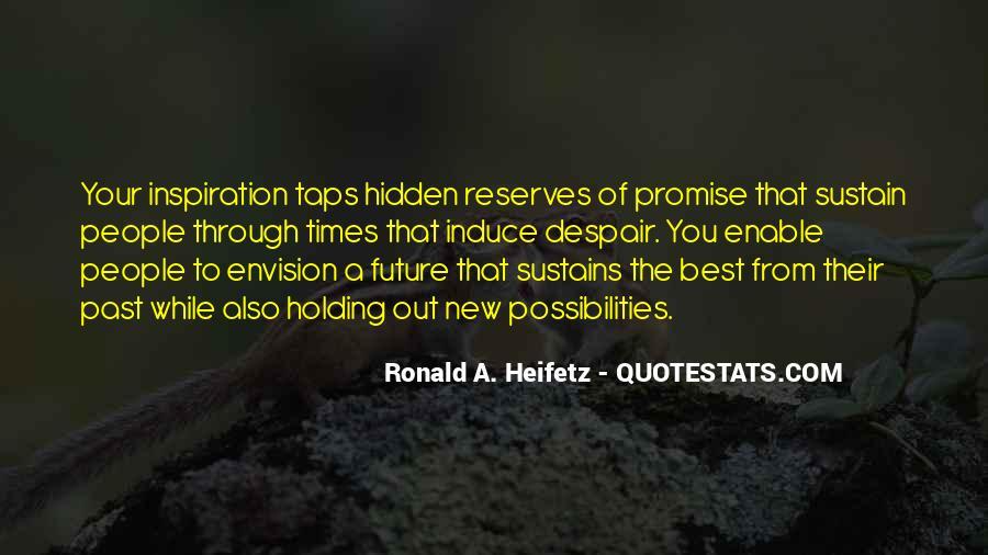 Heifetz Quotes #1280817