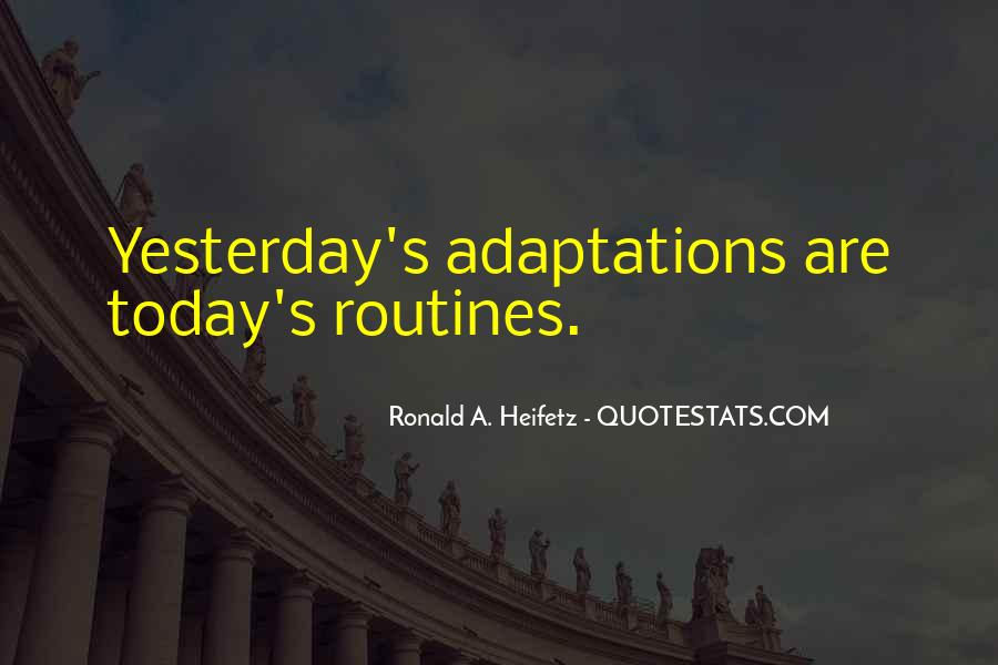Heifetz Quotes #1302705
