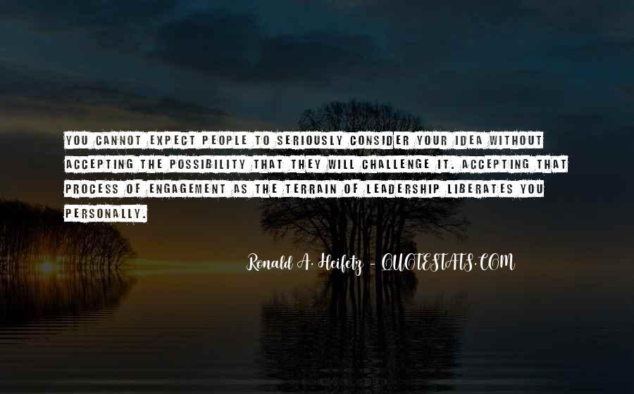 Heifetz Quotes #1334076