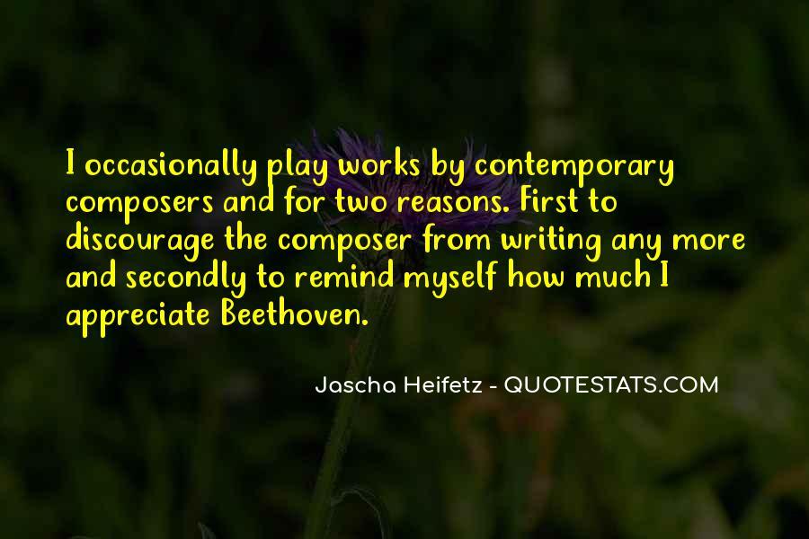Heifetz Quotes #1358265