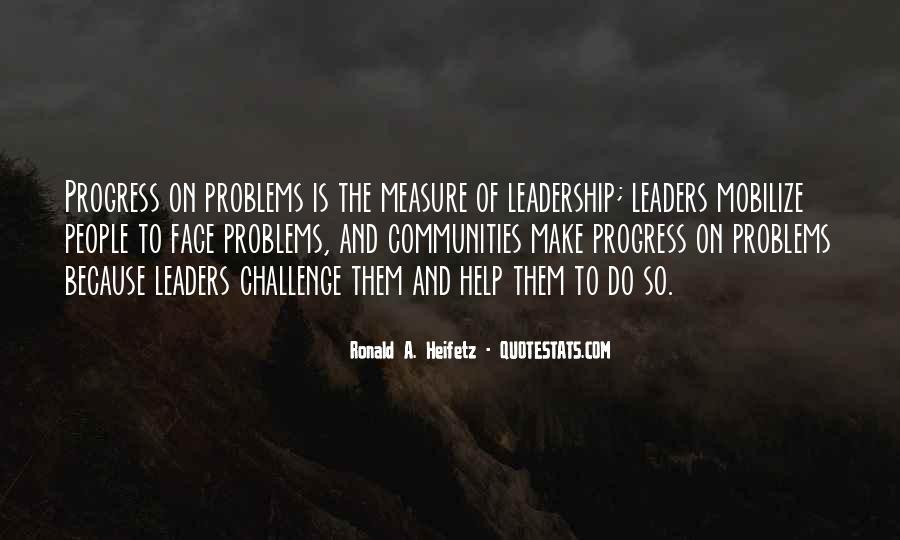 Heifetz Quotes #1483088