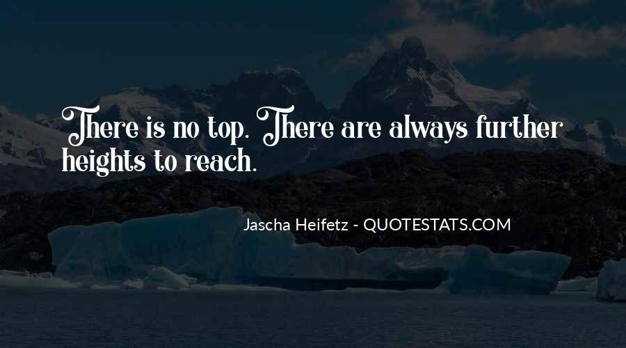 Heifetz Quotes #1580760