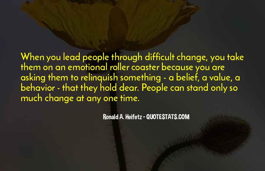 Heifetz Quotes #1596743