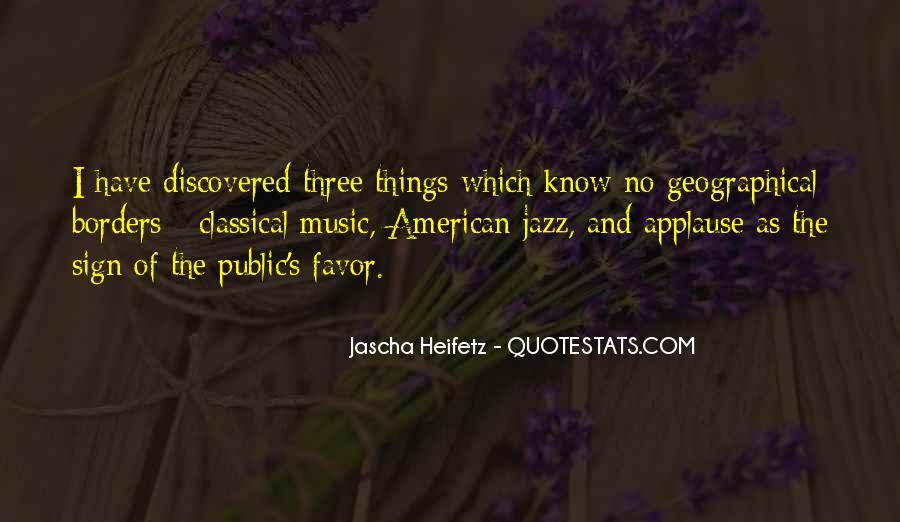 Heifetz Quotes #1752703
