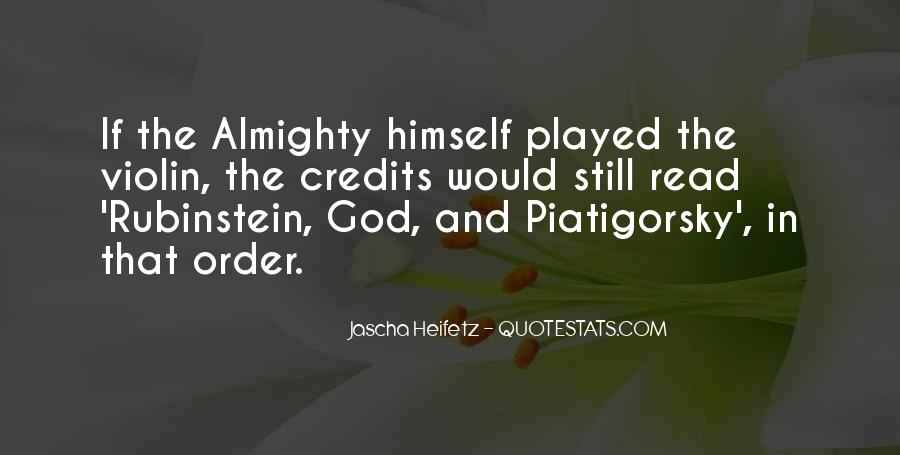 Heifetz Quotes #343250