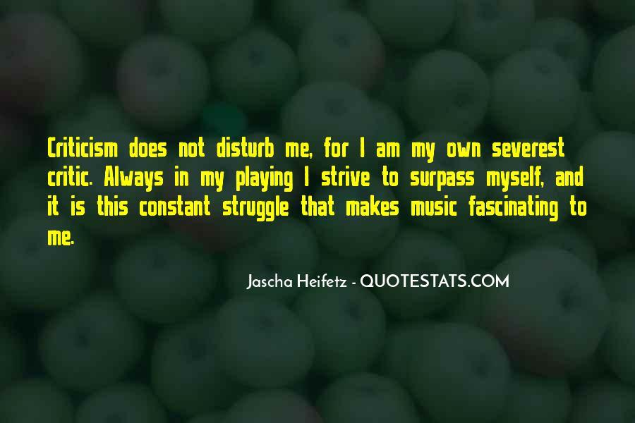Heifetz Quotes #656659