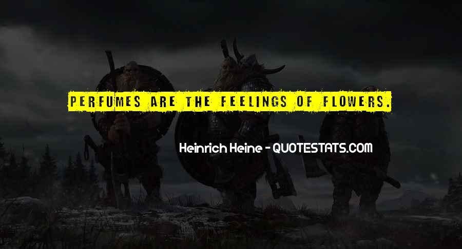 Heine Poetry Quotes #376103