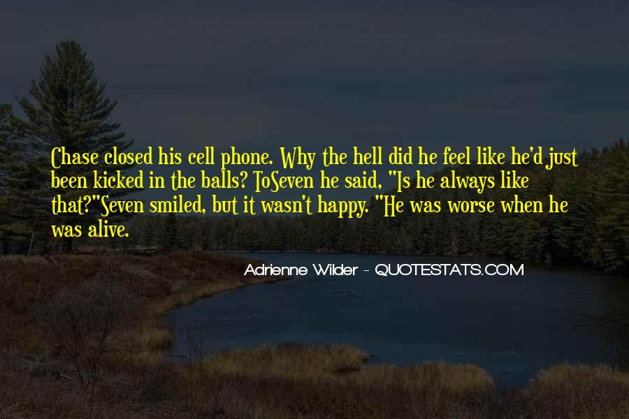 Hell In A Cell Quotes #1381571