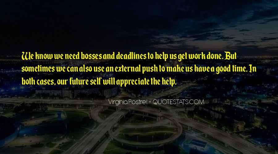 Help In Time Of Need Quotes #1046075