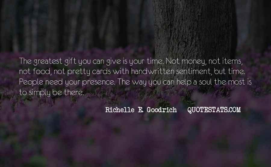 Help In Time Of Need Quotes #1128150
