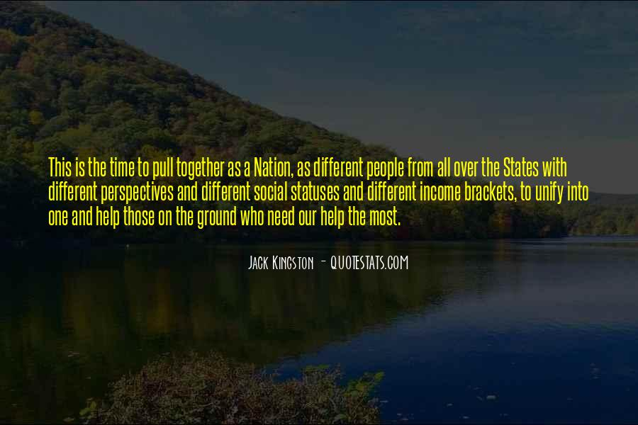Help In Time Of Need Quotes #1182421