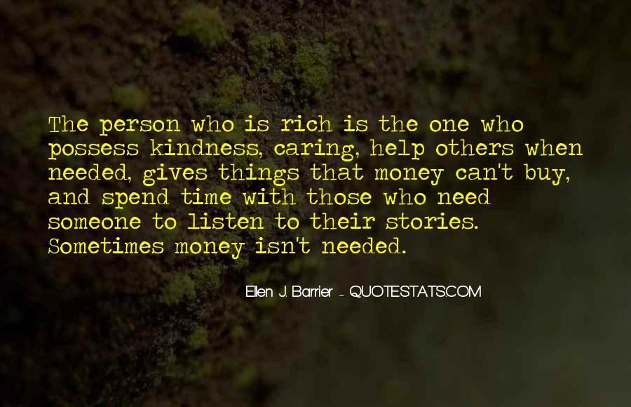 Help In Time Of Need Quotes #131115