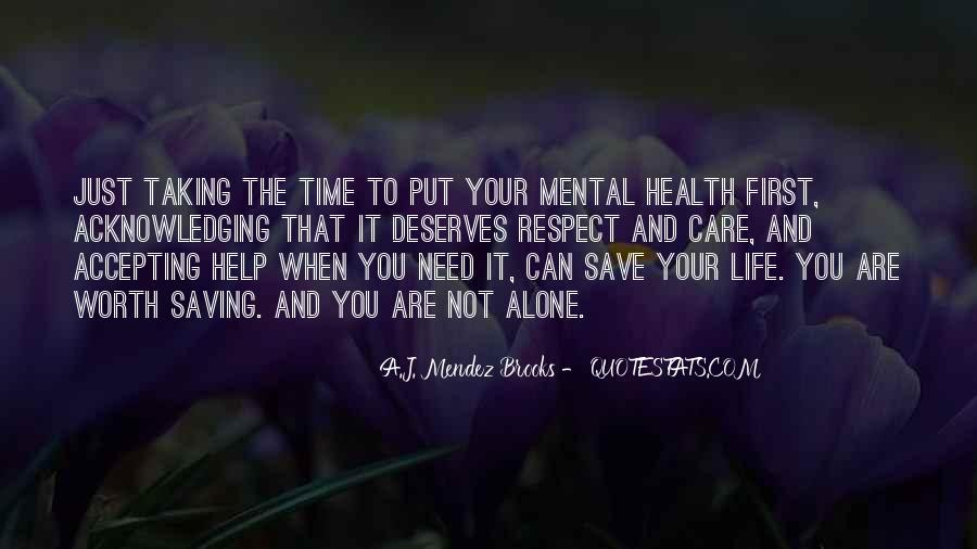 Help In Time Of Need Quotes #1372900