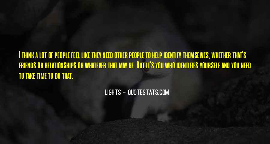 Help In Time Of Need Quotes #152125