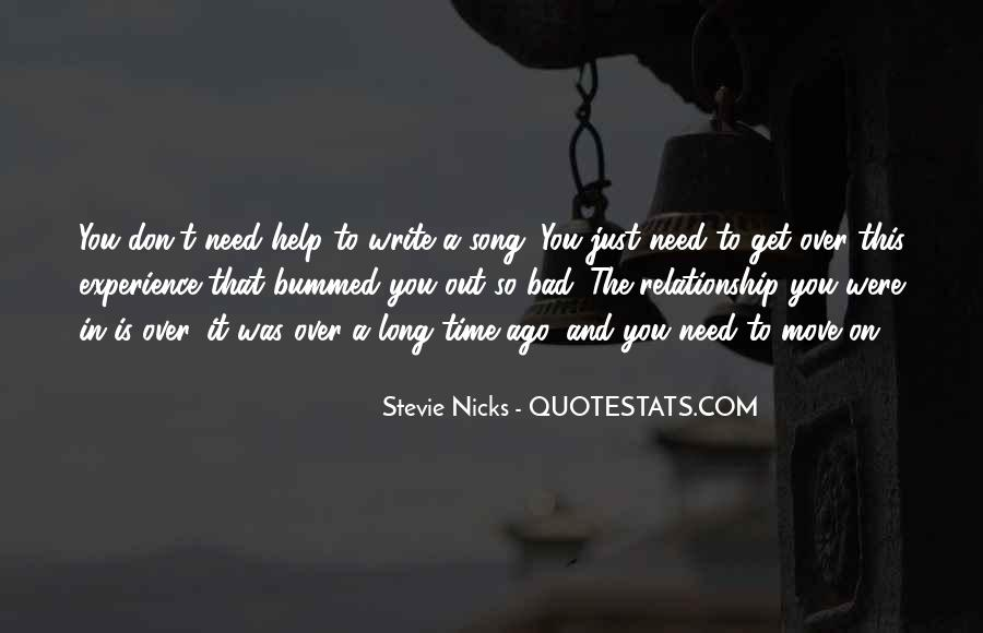 Help In Time Of Need Quotes #245400