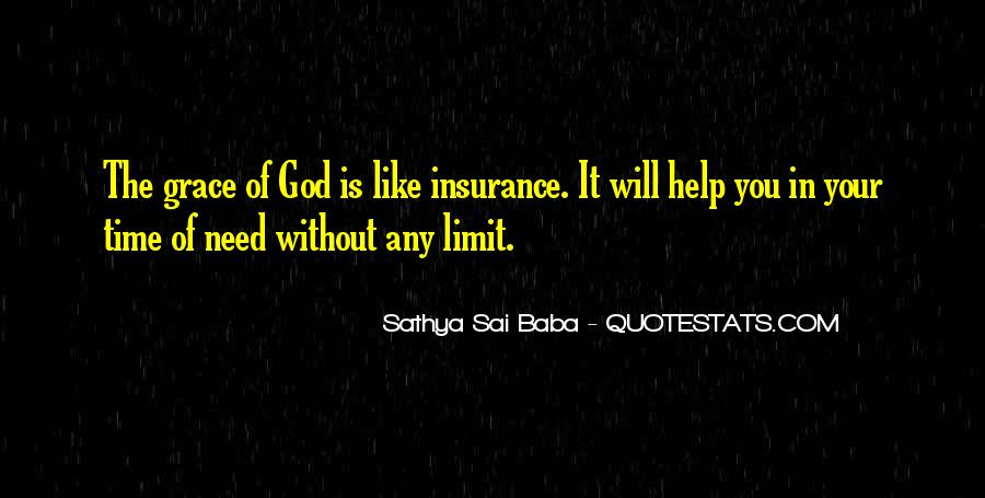 Help In Time Of Need Quotes #616211