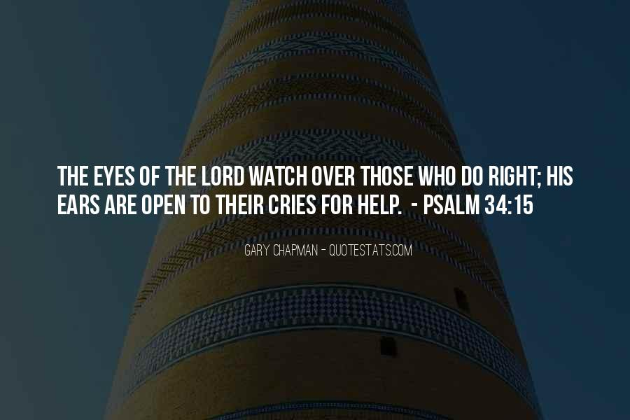 Help Me Oh Lord Quotes #168409