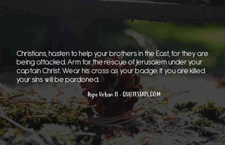 Top 52 Help Your Brother Quotes: Famous Quotes & Sayings ...