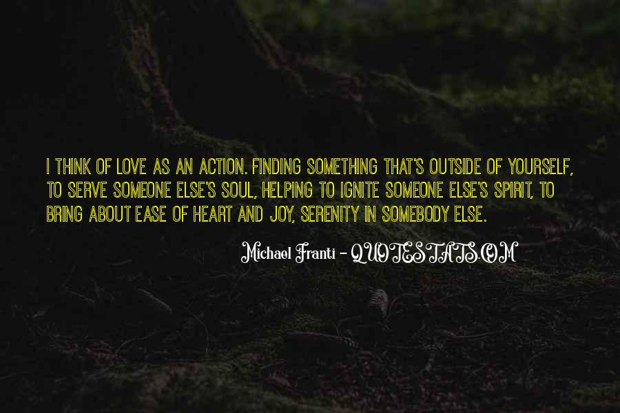 Helping Someone Else Quotes #1371568