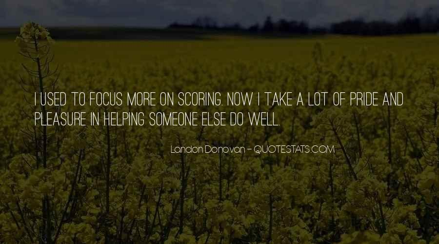 Helping Someone Else Quotes #1486123