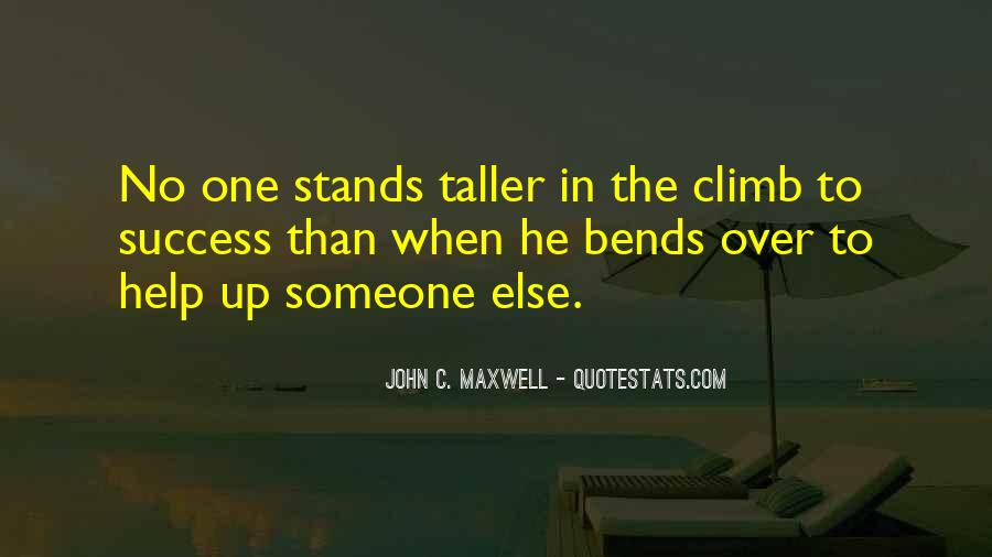 Helping Someone Else Quotes #1769056